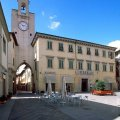 Borgo S. Lorenzo - The square